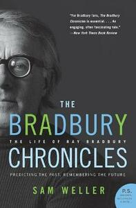 Bradbury Chronicles - Sam Weller - cover