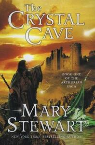 The Crystal Cave - Mary Stewart - cover