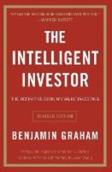 The Intelligent Investor - Benjamin Graham - cover