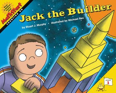 Jack the Builder - Stuart J. Murphy - cover