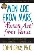 Libro in inglese Men Are from Mars, Women Are from Venus: The Classic Guide to Understanding the Opposite Sex John Gray