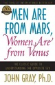 Men Are from Mars, Women