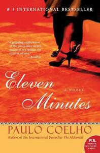 Eleven Minutes - Paulo Coelho - cover