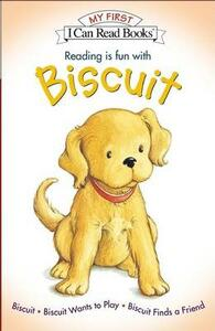 Biscuit's My First I Can Read Book Collection - Alyssa Satin Capucilli - cover