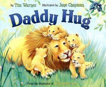 Daddy Hug - Tim Warnes - cover