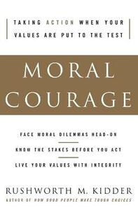 Moral Courage - cover