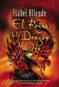 El Reino del Dragon de Oro - Isabel Allende - cover