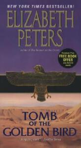 Tomb of the Golden Bird - Elizabeth Peters - cover