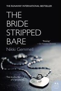 The Bride Stripped Bare - Nikki Gemmell - cover