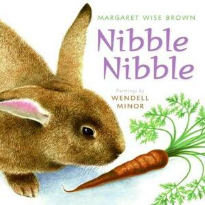 Nibble - Margaret Wise Brown - cover