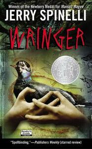 Wringer - Jerry Spinelli - cover