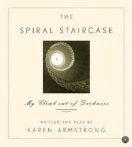 The Spiral Staircase CD - Karen Armstrong - cover