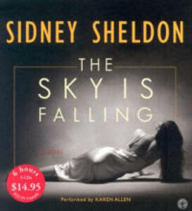 The Sky Is Falling CD Low Price - Sidney Sheldon - cover