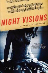 Night Visions - Thomas Richard Fahy - cover