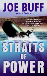 Straits Of Power - Joe Buff - cover