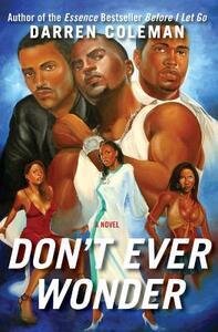 Don't Ever Wonder - Darren Coleman - cover