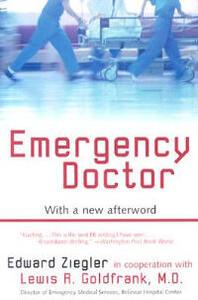 Emergency Doctor - Edward Ziegler,Lewis R Goldfrank - cover