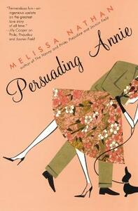 Persuading Annie - Melissa Nathan - cover