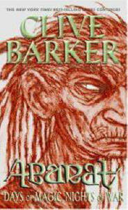 Abarat: Days of Magic, Nights of War - Clive Barker - cover