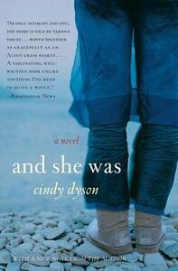 And She Was - Cindy Dyson - cover