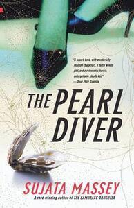The Pearl Diver - Sujata Massey - cover