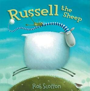 Russell the Sheep - Rob Scotton - cover