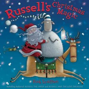 Russell's Christmas Magic - Rob Scotton - cover