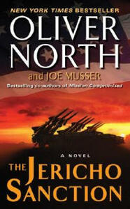 The Jericho Sanction - Oliver North,Joe Musser - cover