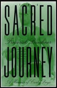 The Sacred Journey - Frederick Buechner - cover