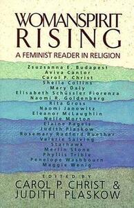 Womanspirit Rising - Carol P. Christ - cover