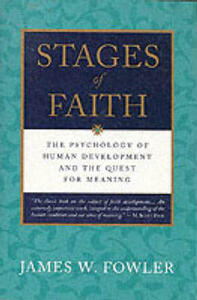 Stages of Faith - James W. Fowler - cover