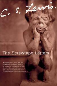 The Screwtape Letters - C. S. Lewis - cover