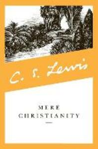 Mere Christianity - C. S. Lewis - cover