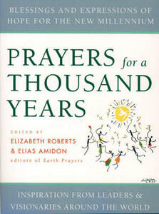 Prayers for a Thousand Years - cover