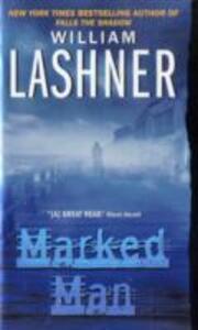 Marked Man: A Novel - William Lashner - cover