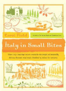 Italy in Small Bites - Carol Field - cover