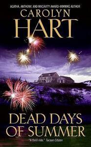 Dead Days of Summer - Carolyn Hart - cover