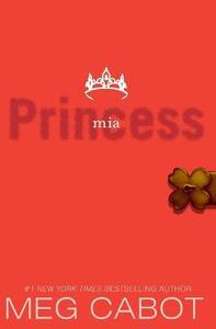 Princess Mia - Meg Cabot - cover
