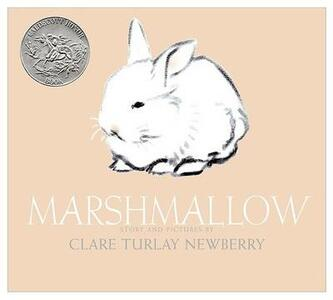 Marshmallow - Clare Turlay Newberry - cover