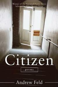 Citizen - Andrew Feld - cover