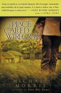 A Place Called Wiregrass - Michael Morris - cover