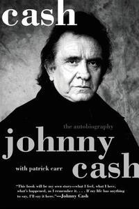 Cash: The Autobiography - Johnny Cash,Patrick Carr - cover