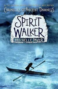 Spirit Walker - Michelle Paver - cover