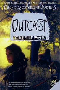 Chronicles of Ancient Darkness #4: Outcast - Michelle Paver - cover