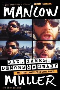 Dad Dames Demons and a Dwarf - Mancow Muller - cover