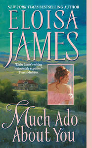 Much Ado about You - Eloisa James - cover