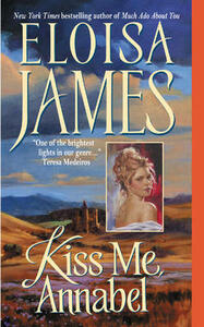 Kiss Me, Annabel - Eloisa James - cover