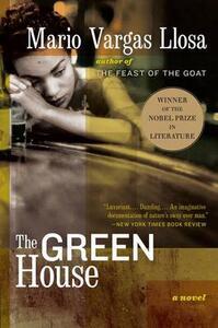 The Green House - Mario Vargas Llosa - cover