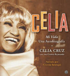 Celia CD Spa - Ana Christina Reymundo,Celia Cruz - cover