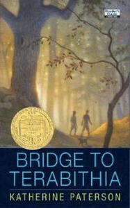 Bridge to Terabithia - Katherine Paterson - cover